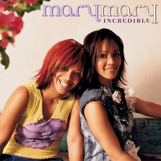 Tina and Erica Campbell are Mary Mary