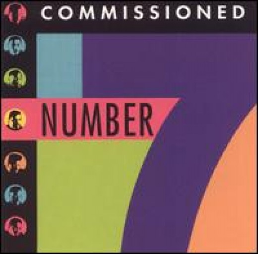 Commissioned featuring Fred Hammond and Marvin Sapp