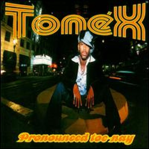 The artist formerly known as Tonex