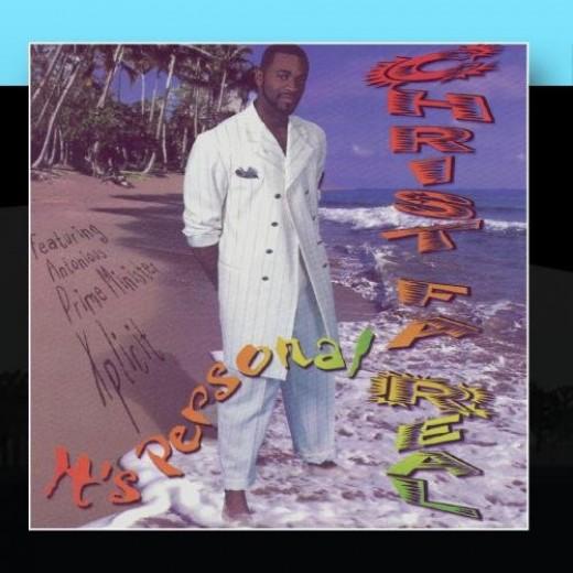 Christian Reggae singer, Christ Fa Real