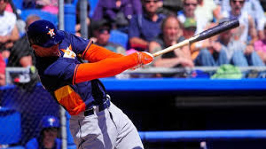 Will George Springer continue his hot hitting so far?