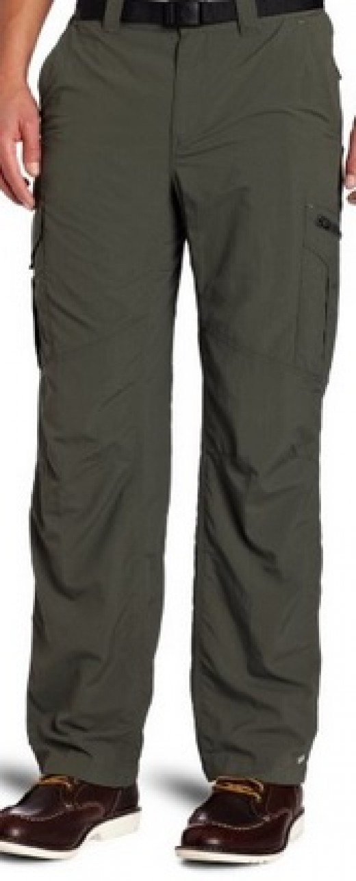 Columbia Silver Ridge Hiking Pants