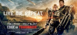 Edge of Tomorrow Is a Fun, Exciting Zero-to-Hero Story
