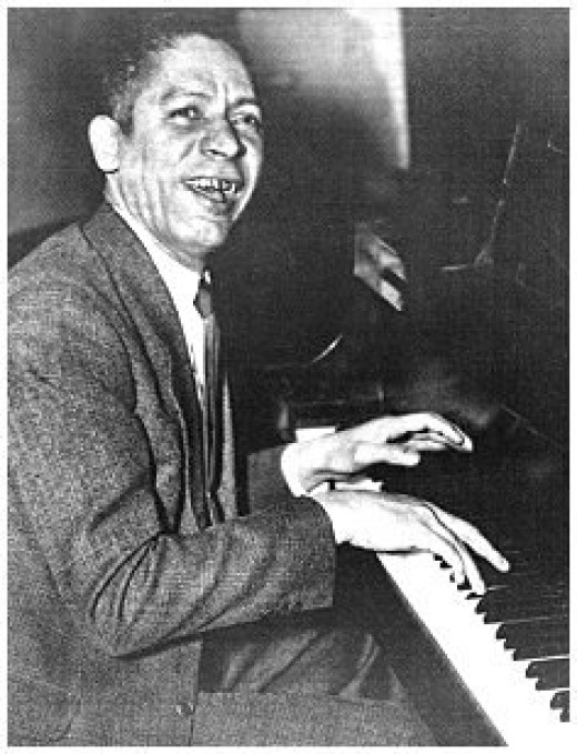 "Ferdinand ""Jelly Roll"" Morton 1885 - 1941"