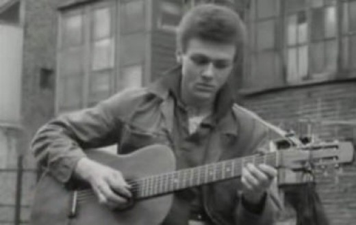 Davy Graham: the early days