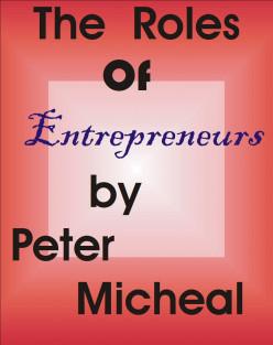 Roles of entrepreneurs