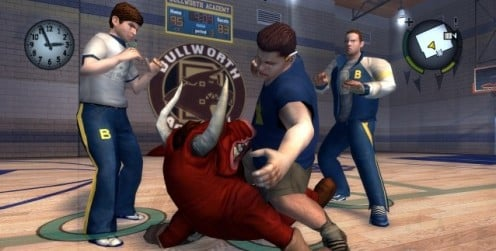 Bully-Scholarship Edition Gameplay Screenshot