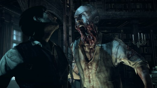 Evil Within is a survival horror game that will keep you in suspense the entire time