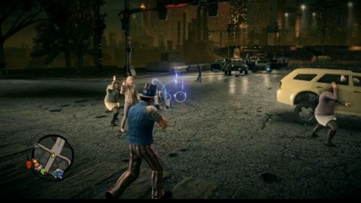 Saints Row 4 Gameplay PC Screenshot