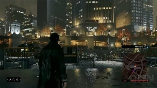 Watch Dogs Gameplay Screenshot