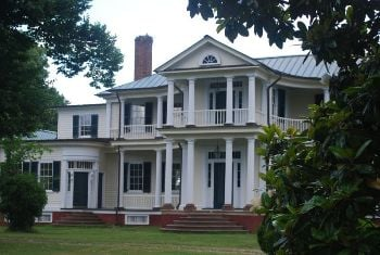 Belle Grove Plantation, birthplace of James Madison