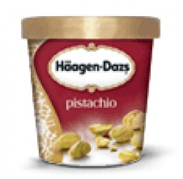 photo credit, haagendazs.com.   Haagen Dazs pistachio ice cream
