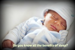 Sleep - a real blessing in disguise