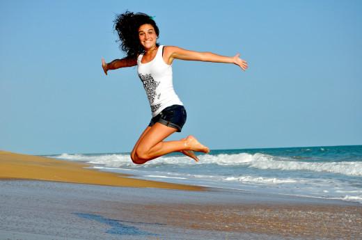 Enjoy a post-workout energy boost!