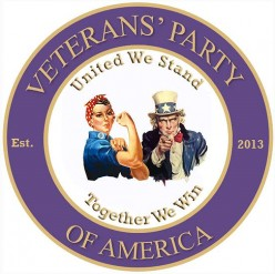 The Veterans' Party of America - Good idea, but...