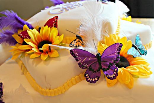 Cake by Mackenzie Hewerdine