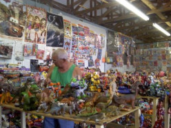 Flea Markets - Toys For Kids of All Ages