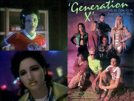 Heather McComb as Jubilee in Generation X