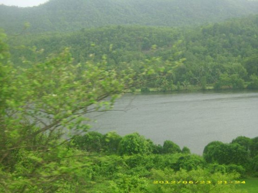 The Goan panorama is another attraction of the Konkan coast.