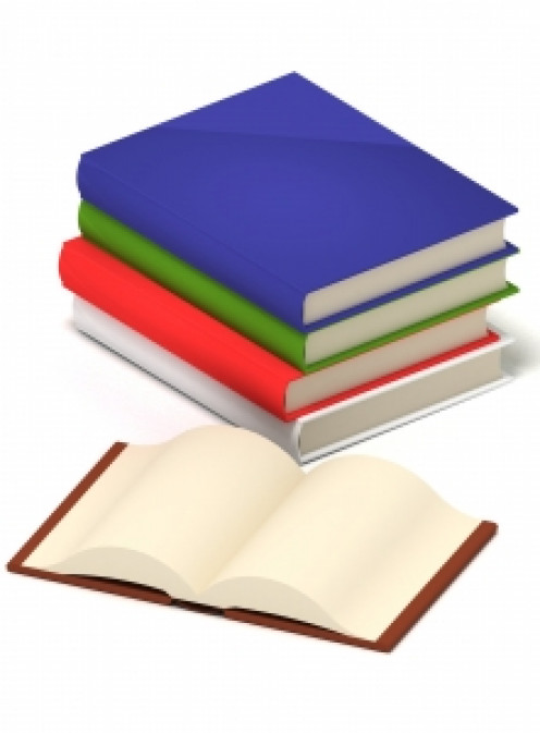 Books like Keith might use if he attended secondary school