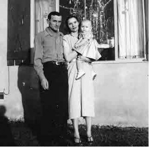 Dad, Mom and Me 1958