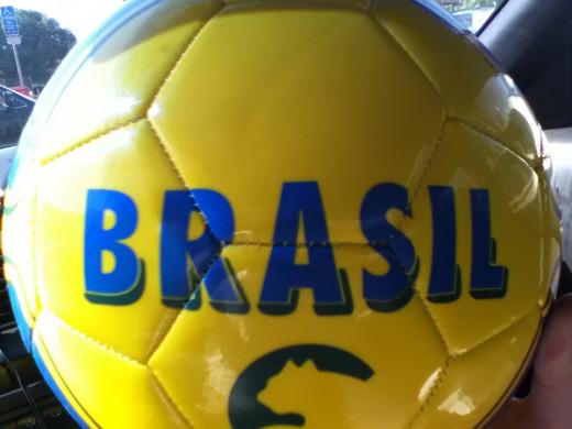 Brasil World Cup Soccer