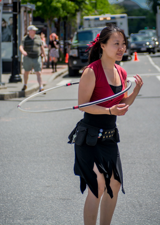 Y.T. of the Boston Hoop Troop.