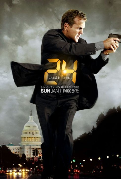 "A promo from the critically acclaimed ""24"""