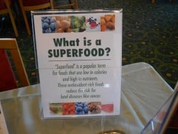 What is a Superfood?
