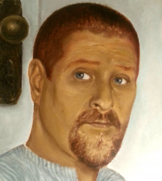 Portrait of  Door Knob from Tony DeLorger