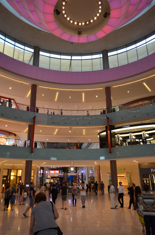 Mall from Tony DeLorger