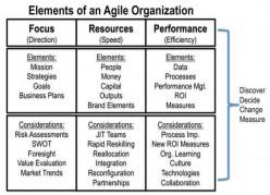 Sinclair Management and Organizational Behavior:Summary of Organizational Agility