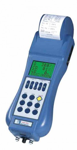 EW-86494-70 PROFESSIONAL HANDHELD COMBUSTION ANALYZER