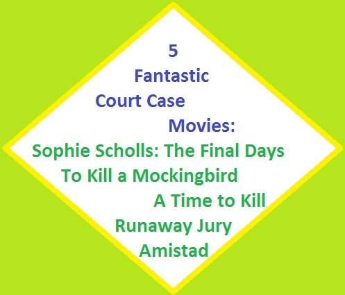 Five Fantastic Court Case Movies