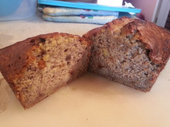 Home-made Banana Bread