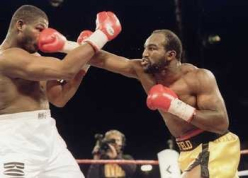 Evander Holyfield beat Riddick Bowe by decision gaining revenge by avenging his only defeat at that time and becoming a two time heavyweight king.