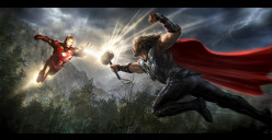 Thor Odinson & Mjolnir...The story of a Norse God and his Hammer