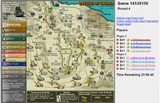 A Snagit capture of the screen, mid-game.