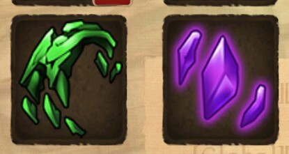 Special mats used for T1 gear. Essence of death, essence of Eristar and Essence of Swamp.