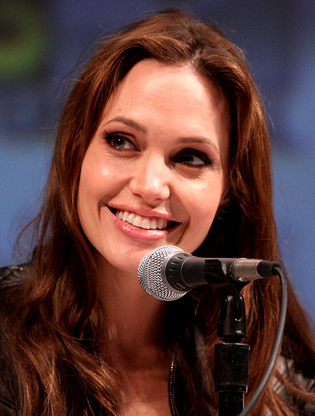 Not what you would think to be a Cancer rising person, but Angelina Jolie is a Cancer Rising (Sun in Gemini, Moon in Aries)