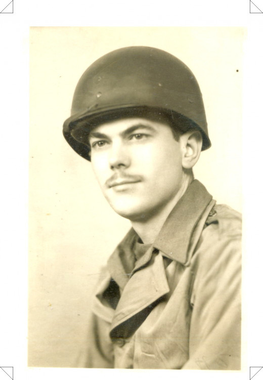 "Our Dad, James Winkler in WWII, I am sure that I speak for my brothers also when I say. ""Dad we love you and we miss you on this Father's Day."