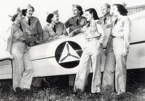 In World War II, the Civil Air Patrol played an important part for the Army Air Corps auxiliary. The House of Representatives passed legislation to award the Civil Air Patrol the Congressional Gold Medal in 2013.