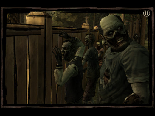 """These do not look like """"fresh"""" zombies, these guys have been dead a while, just like all of the zombies in this game."""