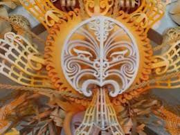 This is the Maori Sun God