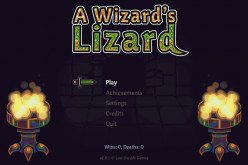 A Wizard's Lizard Walkthrough: Introduction