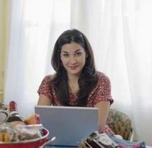 Consider working online