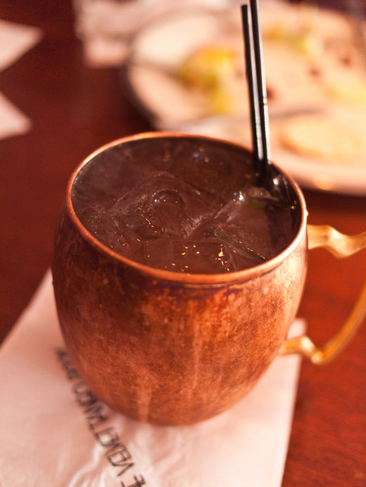 "The ""Moscow Mule"" tastes like Summer!"