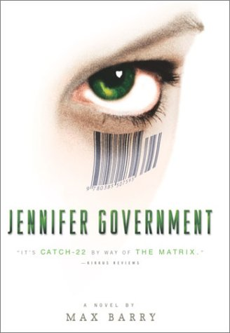 The game was originally created to promote Jennifer Government.