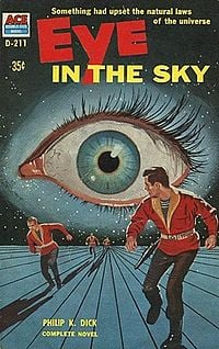 Cover of first edition (paperback)