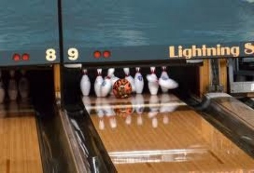Lightning Strikes Bowling Alley has tournaments as well as, family fun nights. Whether your an amateur or, have experience the bowling lanes are always open.